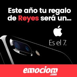Emociom, Almería. En Esta Navidad Emociom será tu mejor regalo de reyes, Iphone 7 Participa y consiguelo.