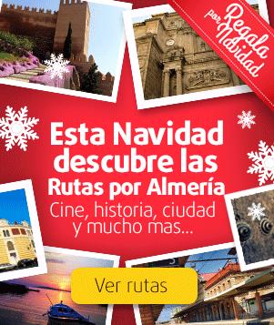 Si te aburres es por que quieres, Rutas guiadas en Almería con Emociom