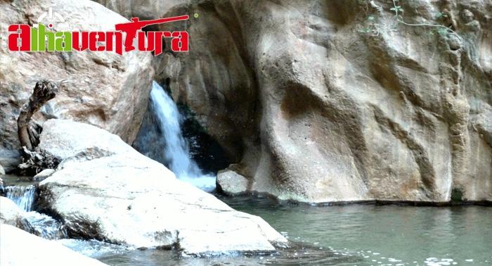 Senderismo Acuático en Padules. Conoce las cascadas de Las Canales-Canjorros por sólo 7€