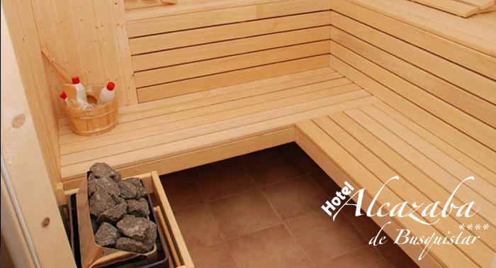Gimnasio Con Baño Turco:noches de alojamiento con MP + baño turco, sauna, piscina y gimnasio
