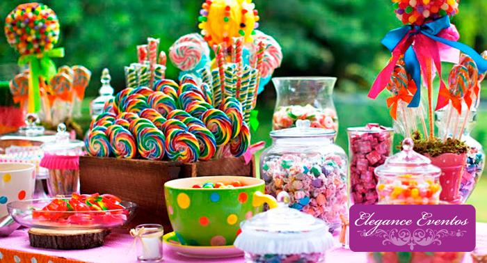 cumpleaos infantil de hasta nios con mesa dulce y salada juegos globoflexia