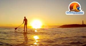 Descubre el Parque Natural desde el mar: bautismo de Paddle Surf y opción de travesía