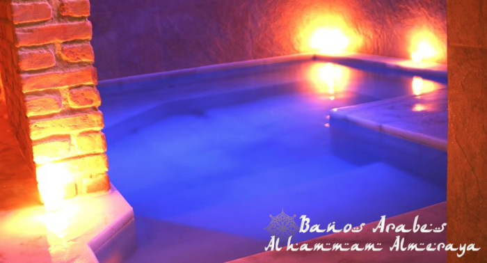 Baños Arabes Ofertas:Circuito de Baños Árabes, Baño Turco, Aromaterapia, Ritual Hammam y