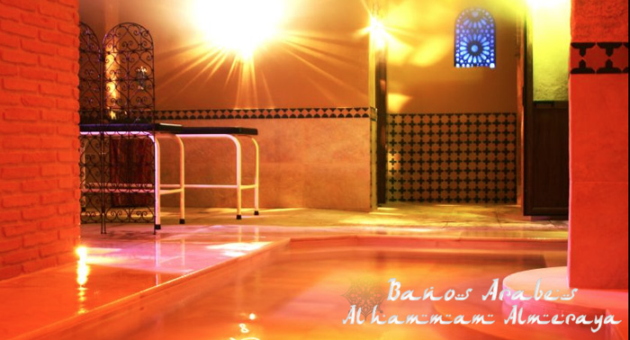 Baño Arabe En Almeria:Emociom, Almería Baño árabe y turco, Aromaterapia opción Ritual