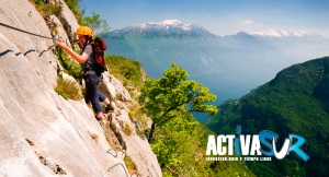 ¡¡¡Hasta la cima!!! Vía Ferrata para 1 ó 2 personas en Archidona