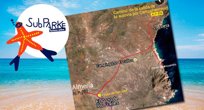 Descubre el Parque Natural Cabo de Gata Nijar: Ruta en Kayak + snorkel sólo 15€