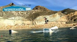 ¡Descubre el WakeBoard en el 1er Cable-Ski de Almería! desde 8,25€/pers.(hasta 4 personas).