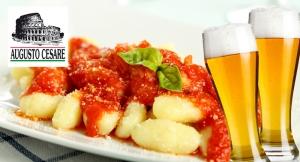 4 Cervezas o Tintos + 4 Tapas Degustación + 1 Pizza ¡Disfruta de la mejor cocina Italiana!