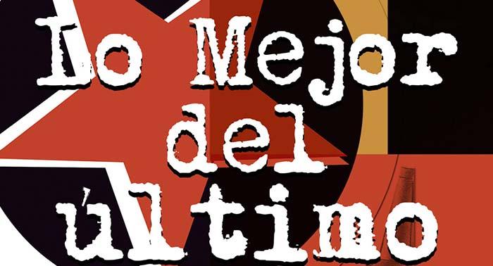 Concierto Lo Mejor del último tributo a El Último de la fila y Manolo García en Sala Madchester