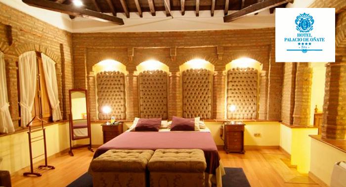 Fin de semana de lujo: 2 noches de alojamiento + 2 circuitos Spa + 2 masajes relajantes