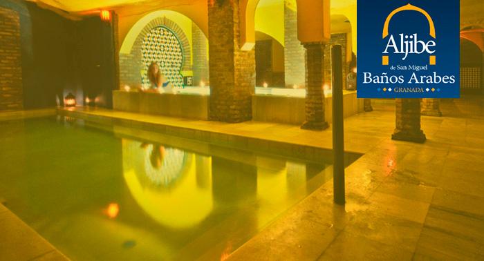 Baños Arabes Ofertas Granada:Relájate y disfruta con una sesión de Baños Árabes + Masaje + Té