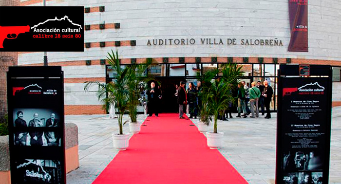 ¡Terror, miedo y crimen en la V Muestra de Cine Negro de Salobreña! Bono semanal a 6 euros!