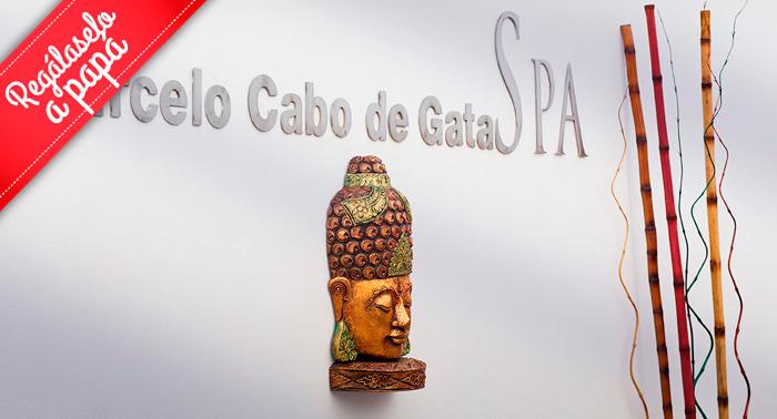 Circuito Spa 90min en U-Spa Barceló Cabo de Gata de Almería, con posibilidad de Masaje Sueco