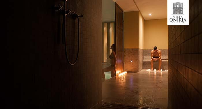 Emociom granada circuito spa para 2 personas con opci n - Hotel villa oniria en granada ...