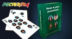 Un regalo original: baraja de cartas, álbum de cromos, o juego de memoria con tus mejores fotos