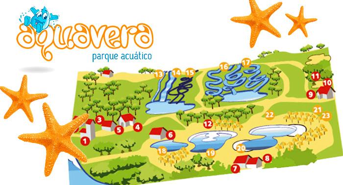 ¡Pasa el verano más refrescante con tu familia! ¡Ven al Aquavera!