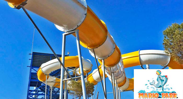 Entrada al Parque Acuático Mario Park ¡Pasa el verano más refrescante con tu familia!