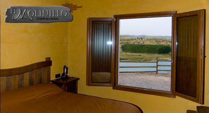Cabaña Rural con Encanto: 2 Noches Alojamiento + Cena: Tapas + cañas + Ración para 2 o 4 pers.