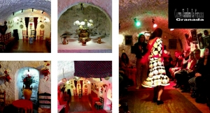 Siente el Duende el Flamenco en la Cueva Zambra la Faraona: Espectáculo + Copa