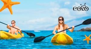 Curso de Iniciación al Kayak ¡Pásatelo en grande aprendiendo a surcar las aguas!
