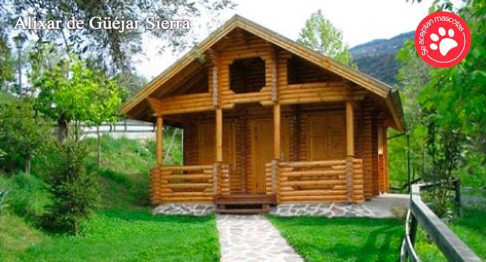 Cabaña Rural para 2, 4 o 5 personas en Güejar Sierra ¡Escápate a Sierra Nevada!