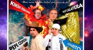 Aquí Sufriendo: Risa asegurada con Paco Calavera, Álvaro Vera, Pepe Céspedes y Kikín FernándeZ