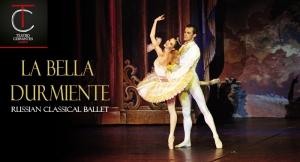La Bella Durmiente por el Russian Clasical Ballet en el Teatro Cervantes