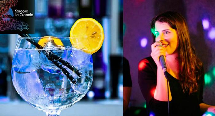 ¡Toda la diversión de la noche en un plan! Karaoke + 2 Copas en La Gramola