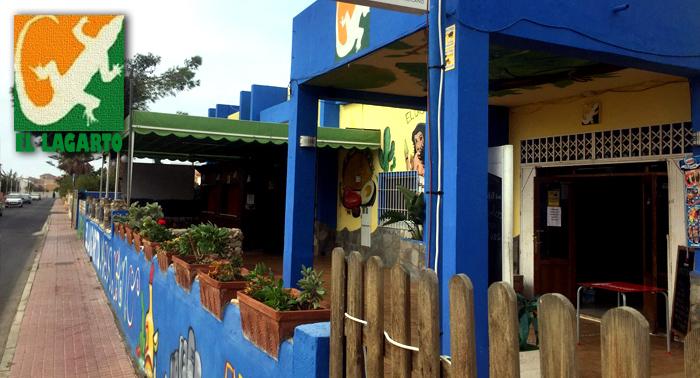 ¡Increíble menú Mexicano para 2 en el Restaurante El Lagarto de Costacabana!