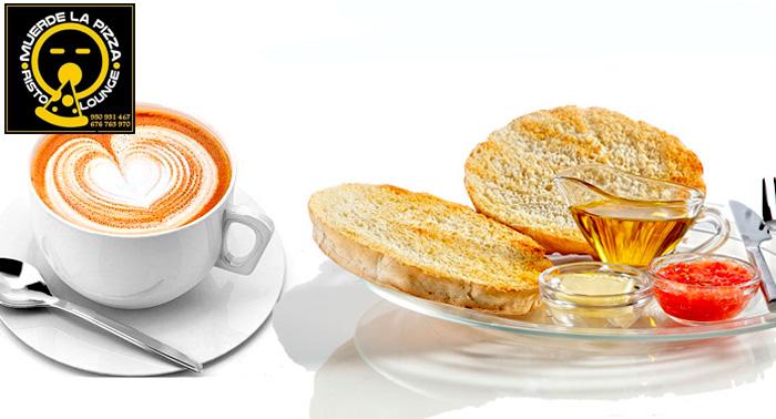 ¡Delicias a cualquier hora del día! Tus mejores desayunos en Muerde la Pizza