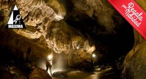 ¡¡Descubre las cuevas de Almería!! Espeleología en Kart de Yeso de Sorbas