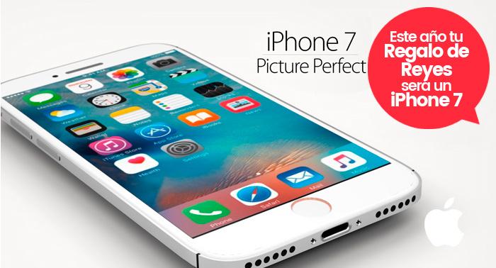 En Esta Navidad Emociom será tu mejor regalo de reyes, Iphone 7 Participa y consiguelo.