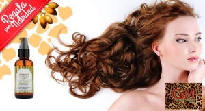 ¡Un Cocktel de Hidratación para tu pelo con Aceites de Argán y Marula + Corte y Peinado!