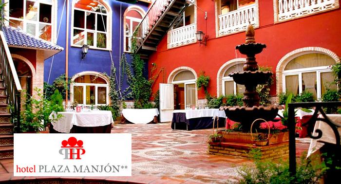Para 2: Parque Natural Cazorla, Segura y las Villas, Jaén: 2 Noches de Alojamiento + Desayunos