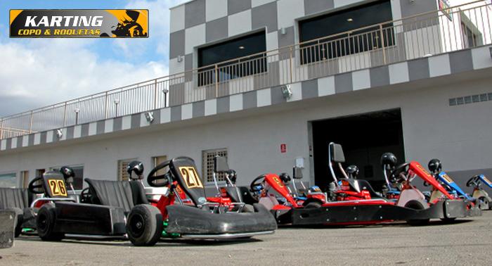 ¡Pura adrenalina y una experiencia única! 2 Tandas de Karts por 16€ en Karting Roquetas