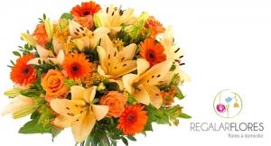 Sorprende a alguien especial con un Fantástico Ramo de Flores