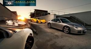Conduce un Ferrari, Lamborghini, Porsche o Corvette en la naturaleza. ¡Regala pura emoción!