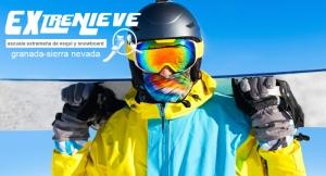 Aprende a esquiar con este Curso de Esquí o Snowboard con material incluido en Sierra Nevada