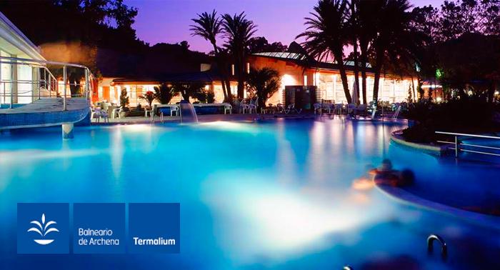 Emociom almer a el efecto purificante del agua d a for Balneario de fortuna precios piscina