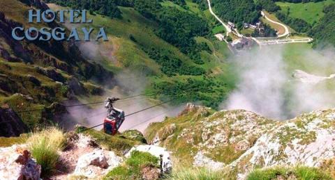 Hotel Rural en los Picos de Europa para ¡¡escarpate de la rutina!!