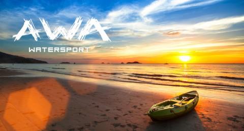 Alquiler Kayak + Snorkel para 2 personas durante 1.5h ¡¡Navega por nuestra costa!!!