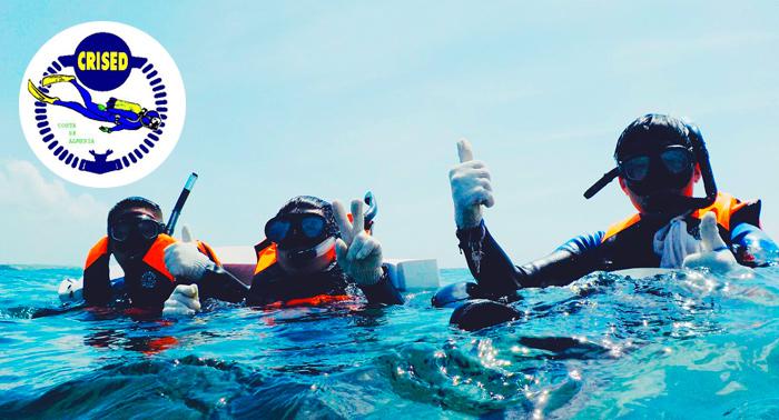 ¡Descubre el fondo del mar! Bautismo de Buceo para 1 ó 2 personas