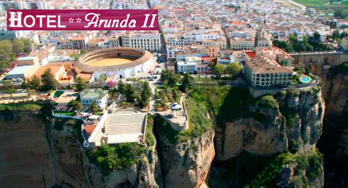 Regala una escapada a Ronda (Málaga) : 2 noches de Alojamiento + Desayunos para 2 personas