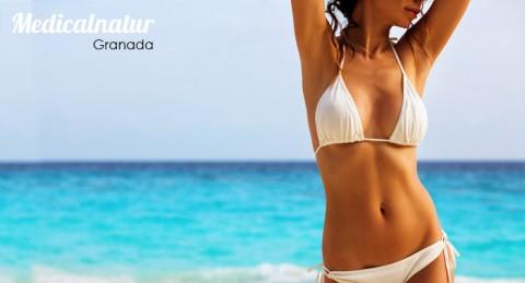 ¡Operación Bikini! 1 o 3 Sesiones de Lipoláser, Drenaje Linfático, Cavitación, Presoterapia...