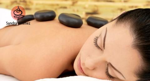 Disfruta del Bienestar:Masaje Marma Kalari, Shiro Champi o de Piedras Calientes + Aromaterapia