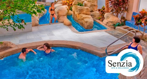 Para 2 Personas: Circuito Spa + Mascarilla o Cocktail en Senzia Playasol Spa Hotel ****