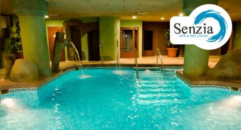 Relax para 2 Circuito Spa + Mascarilla o Cocktail en Senzia Senator Granada Spa Hotel****