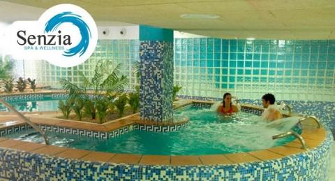 Disfruta del Circuito Spa para 2 +Mascarilla o cocktail en Senzia Almuñécar Playa Spa Hotel****