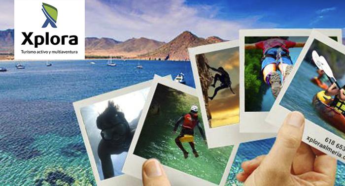 Ruta en Kayak por el Arrecife de las Sirenas + Snorkel + Reportaje fotográfico por 18€!!