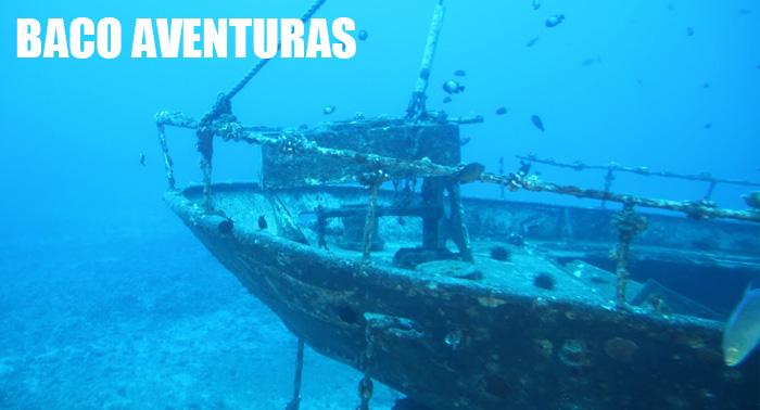 Finde Marinero con alojamiento en un Velero + 2 salidas bajo el mar y visita barco hundido
